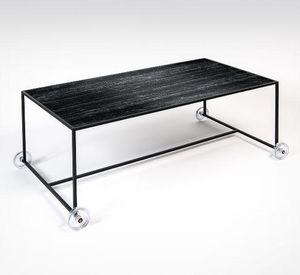 EXTRANORM - opportuniste-- - Tavolino Soggiorno Con Ruote