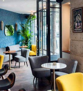 MICHAEL MALAPERT - hôtel andré latin._ - Progetto Architettonico Per Interni