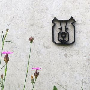 NOGALLERY - ours - Decorazione Murale