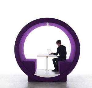 ABV - tube - Sedia Per Sala D'attesa
