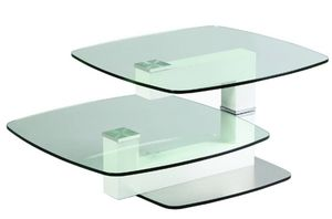 PEGANE -  - Tavolino Alzabile