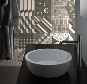 CasaLux Home Design - bacinello tondo - Lavabo D'appoggio
