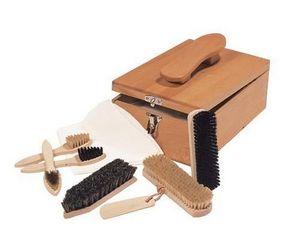 Redecker -  - Scatola Porta Lucidi Scarpe