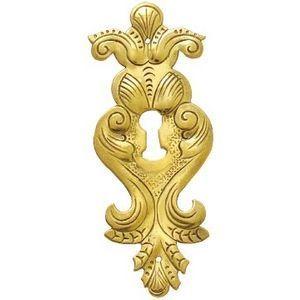 FERRURES ET PATINES - entree de meuble en laiton pour armoire, buffet, b - Bocchetta Per Serratura Mobile