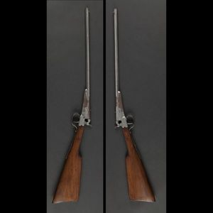 Expertissim - carabine à percussion un coup - Carabina E Fucile