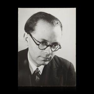 Expertissim - trintzius rené (1898-1953). photographie par roger - Fotografia