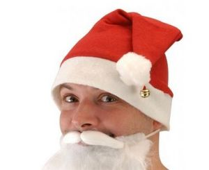 DEGUISETOI.FR -  - Cappello Da Babbo Natale