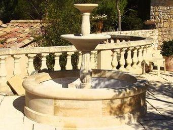 Marbrerie Rouillon - vence - Fontana Per Esterno