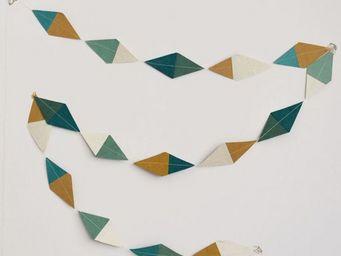 MY LITTLE DAY - guirlande kite muskhane  - Ghirlanda Bambini