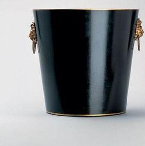Vaughan - round waste paper basket - Cestino Per La Carta