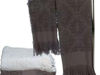 SIRETEX - SENSEI - drap de bain fouta eponge fethiye - Asciugamano Grande