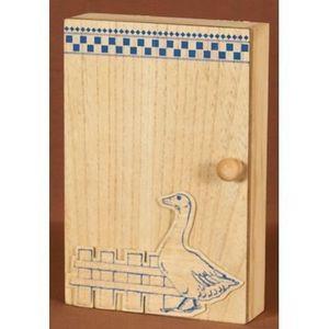 FAYE - boîte à clés jeanne - Armadietto Chiavi