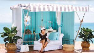 TUUCI - saint tropez - Tenda Da Spiaggia