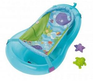 Fisher-Price - baignoire volutive - Vasca Da Bagno Neonato
