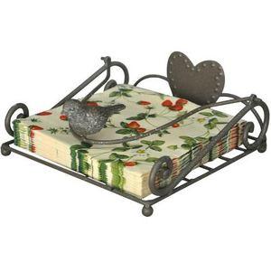 Demeure et Jardin - présentoir à serviettes papier - Portatovaglioli Di Carta