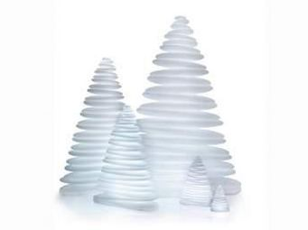 VONDOM - grand sapin de noël lumineux chrismy - Lampada Da Giardino