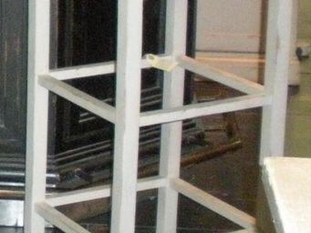 PROVENCE ET FILS - tabouret aubaine - pieds bois patin�-h assise 80cm - Sgabello Da Bar