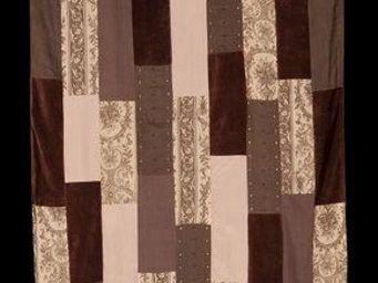 Coquecigrues - paire de rideaux datcha - Tende Pronto Uso