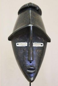 CALAOSHOP - lwalwa - Maschera Africana