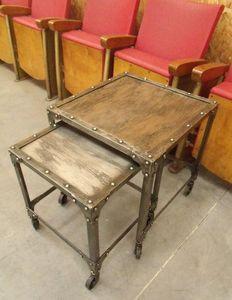 KAPLAN HOME -  - Tavolini Sovrapponibili