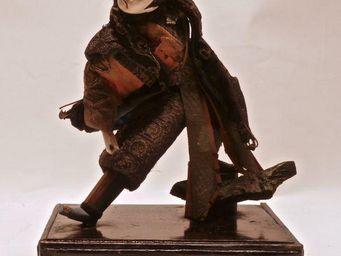 Thierry GERBER - takeda - Bambola Artistica