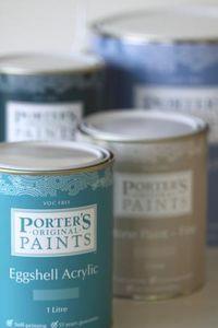 PORTER'S PAINTS -  - Pittura Murale
