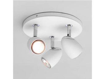 ASTRO LIGHTING - spots d'intérieur ovale triple rond - Faretto Alogeno