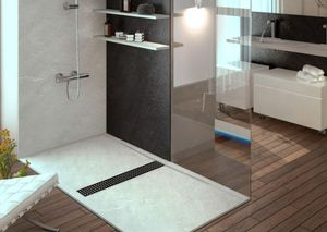 QUARE DESIGN -  - Piatto Doccia Mobile