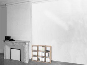 MALHERBE EDITION - bibliothèque sur mesure wallbook - Libreria Modulare