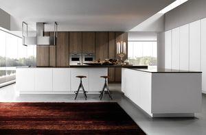 Binova - ilot de cuisine 1281517 - Cucina Moderna