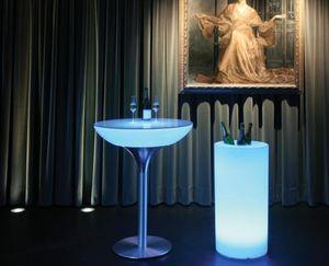 Moree - cooler led accu - Secchiello Per Champagne