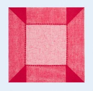 CHRISTINE SARAZIN - rubis - Tovaglietta