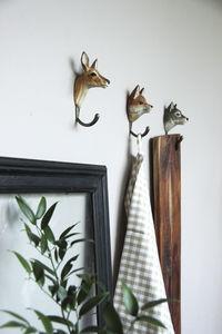 Wildlife Garden - decohook - Appendiabiti Da Parete