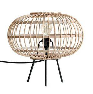HK LIVING - bamboo  - Lampada Per Comodino