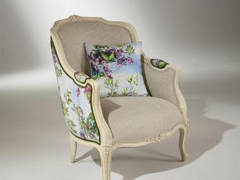 Robin des bois - fauteuil victor merveilles - Poltrona Bergère