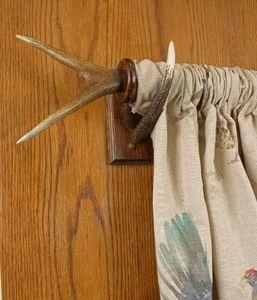 Clock House Furniture - curtain pole finial - Terminale Per Tenda