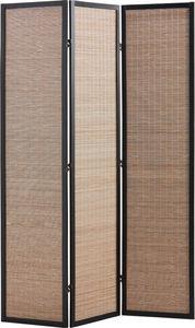 Aubry-Gaspard - paravent en bambou et bois - Paravento Separé