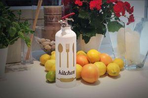 Extingua - kitchen cream - Estintore