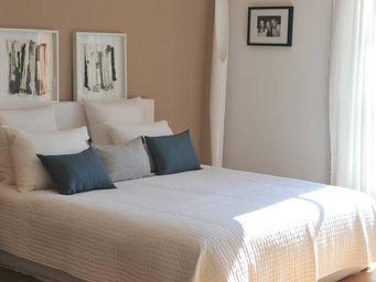 MAISON D'ETE - dessus de lit plumetis blanc - Copriletto