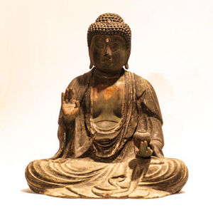Thierry GERBER - jg074 - Buddha