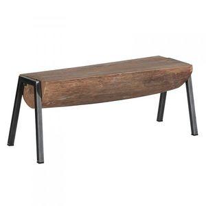 Mathi Design - banc nature tronc - Panca