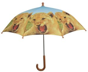 KIDS IN THE GARDEN - parapluie enfant out of africa lionceau - Ombrello