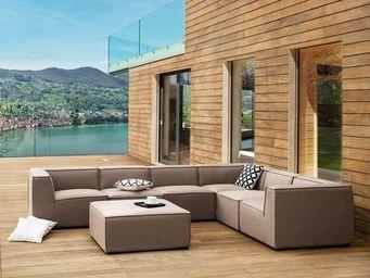 BELIANI - meuble de salon - Salotto Da Giardino