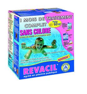Mareva - revacil - Depuratore Acqua Per Piscina