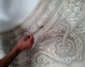 Atelier Follaco -  - Affresco