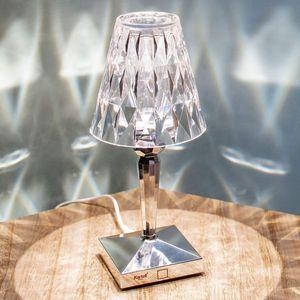 Kartell -  - Lampada Da Appoggio A Led