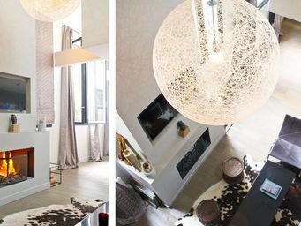 JULIE DELACOMMUNE -  - Progetto Architettonico Per Interni