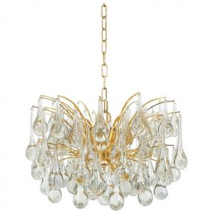 ALAN MIZRAHI LIGHTING - lu9935 delicate murano - Sospensorio Multiple