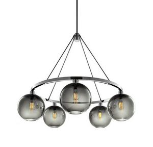 ALAN MIZRAHI LIGHTING - ka1705 solitaire - Sospensorio Multiple
