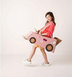 MISTER TODY - car pink - Gioco Di Costruzione